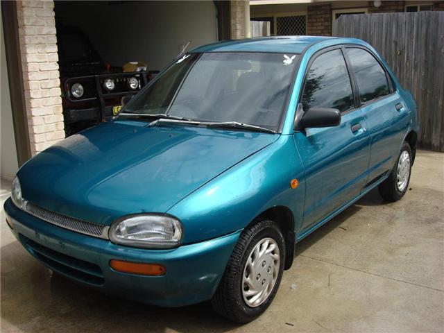 For Sale Mazda 121 Bubble Car Cheap