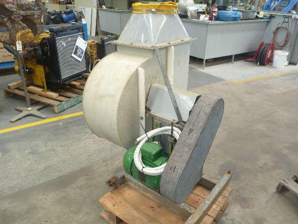 Pvc Fans And Blowers : For sale pvc electric blower hp phase