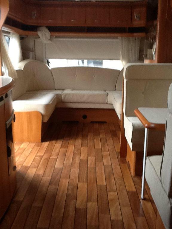 For Sale Hobby 614 23 Ft Caravan