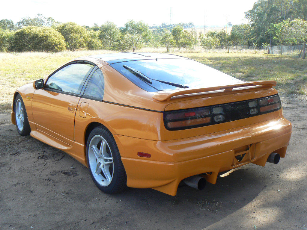 for sale nissan 300zx twin turbo. Black Bedroom Furniture Sets. Home Design Ideas