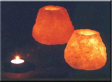 FOR SALE: Genuine himalayan crystal salt lamps