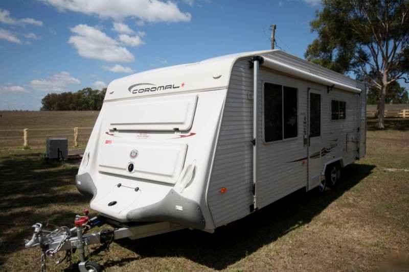 For Sale Coromal Princeton 753 Caravan 2007