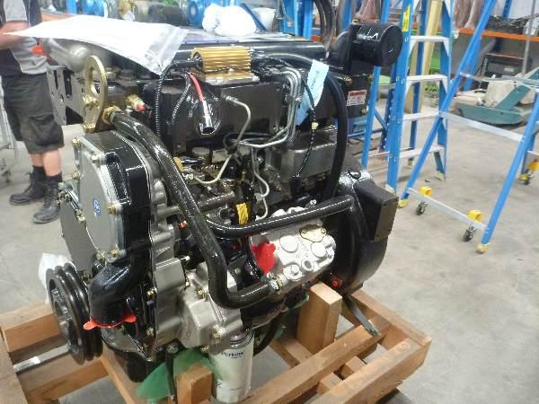 For Sale Never Used Perkins 108hp 4 Cylinder Diesel Engine