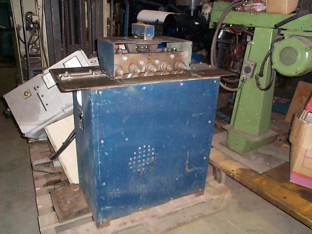 For Sale Sheet Metal Lockseamer Heerless 20 Guauge