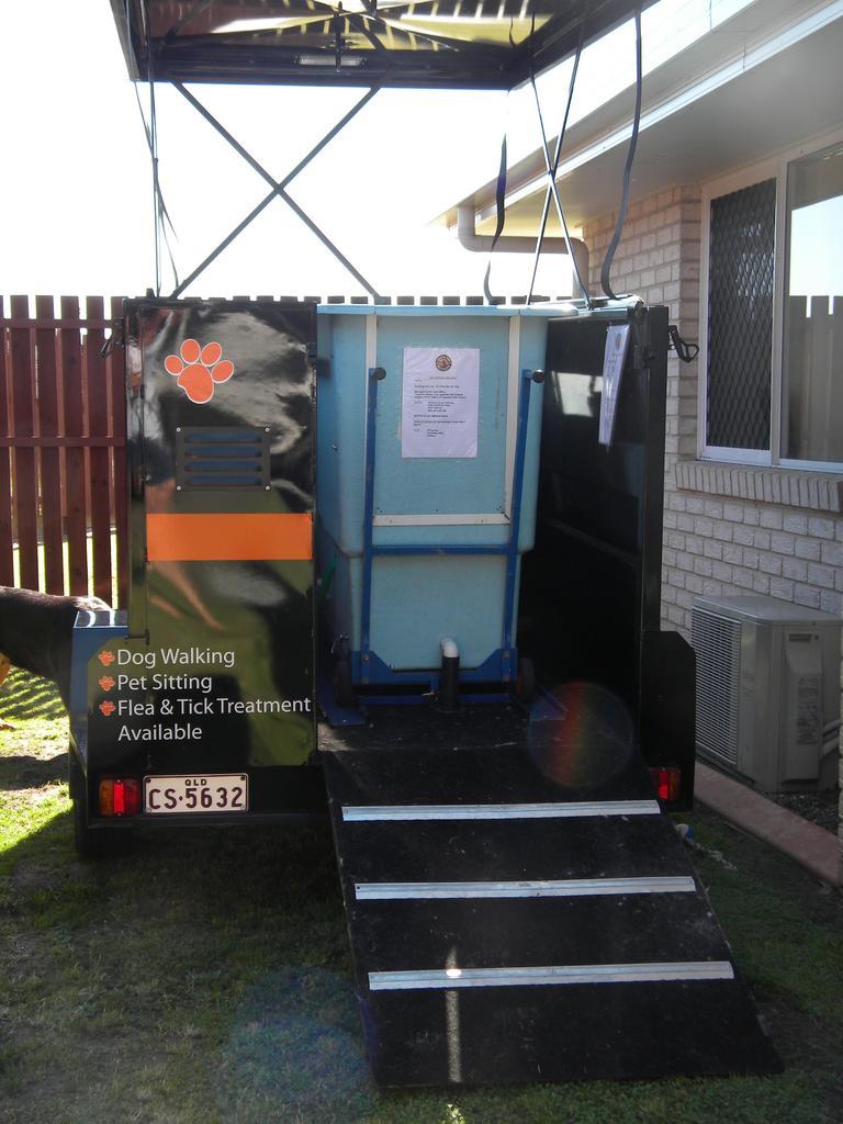 Mobile Dog Grooming Hervey Bay