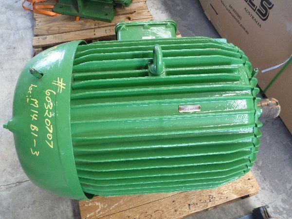 For sale never used toshiba 125hp 3 phase electric motor for Toshiba electric motor data sheets