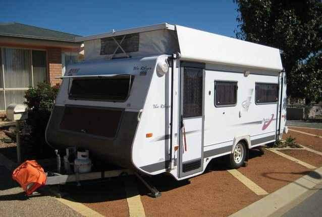 Awesome  Grandinata 670 ST Caravans In Queensland  Caravancampingsalescomau