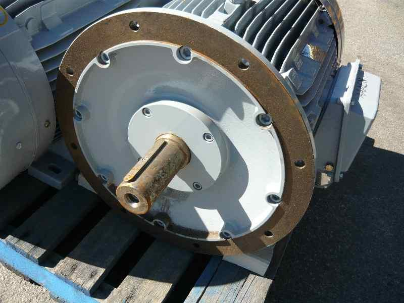 For Sale Weier 60hp 3 Phase Electric Motor