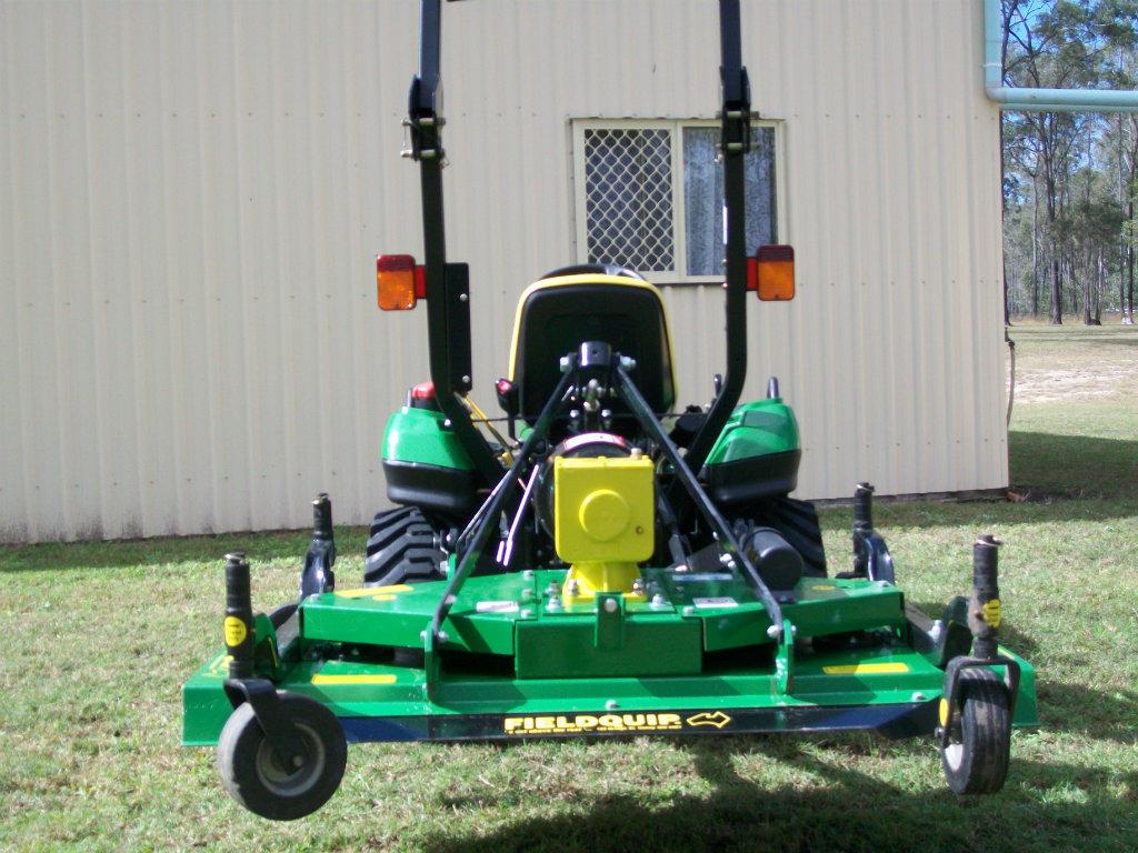For Sale Tractor John Deere Amp Finishing Mower