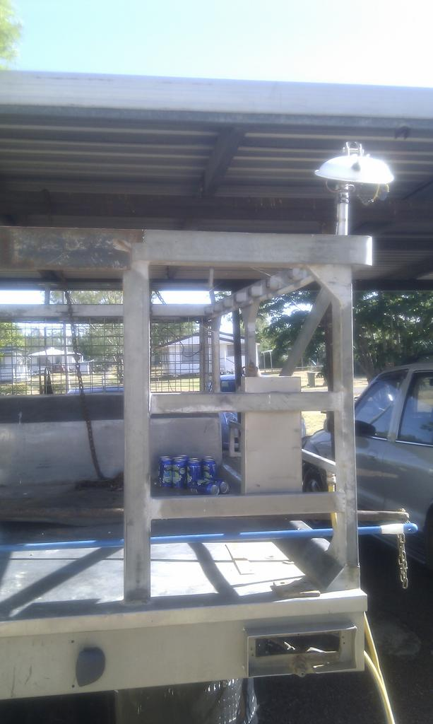 For Sale Roo Rack