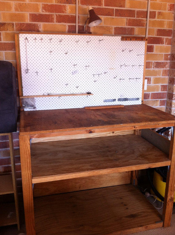 Cars For Sale Rockhampton >> FOR SALE: Work bench