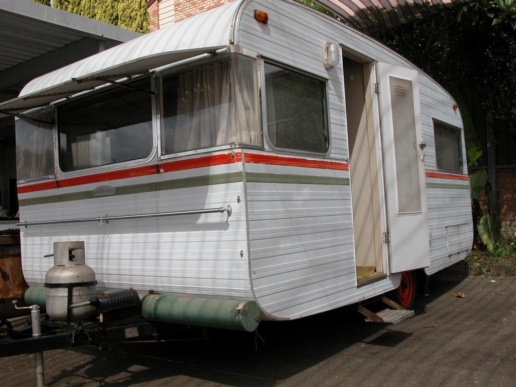 Original Vintage Vanning  The Grey Nomads  Travel Amp Holiday Information
