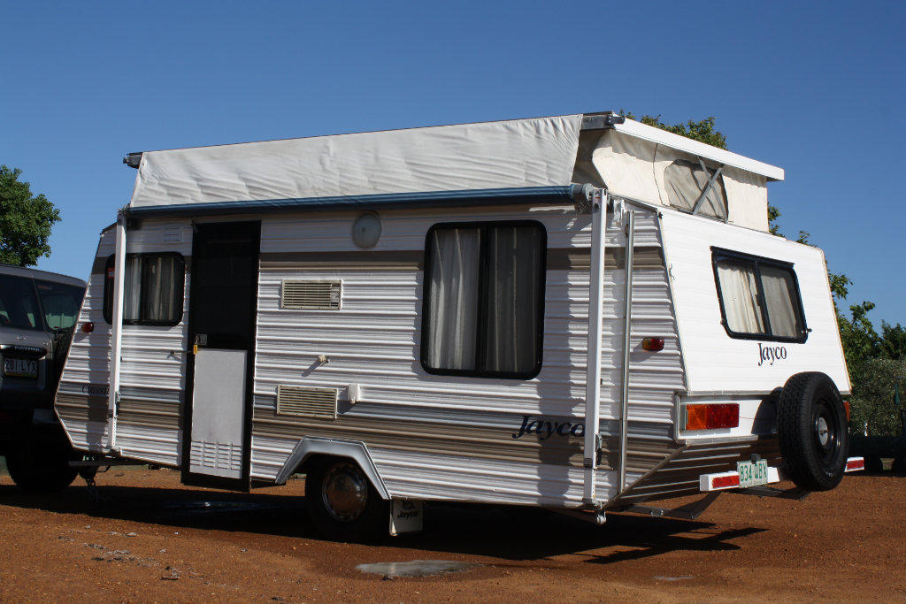 Perfect Caravan Hire  Jayco 17562 Tourer  Brisbane Gold Coast Amp Sunshine