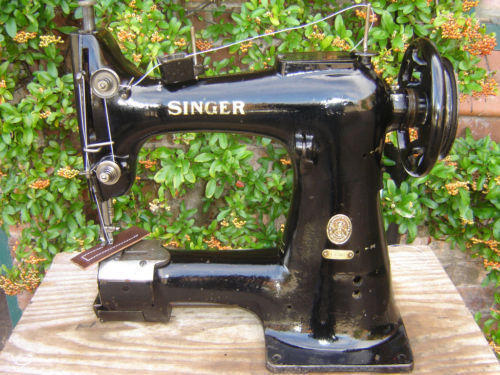 For Sale Singer 132k6 Leather Sewing Machine