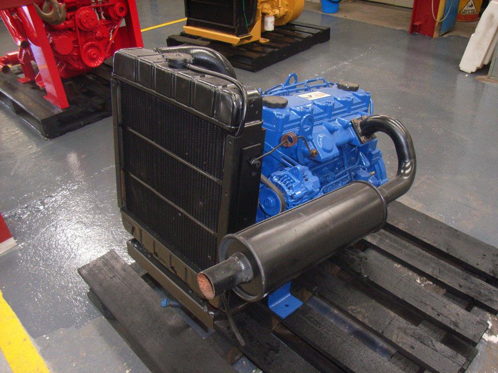 for sale lister 28 hp 4 cylinder diesel engine pack. Black Bedroom Furniture Sets. Home Design Ideas