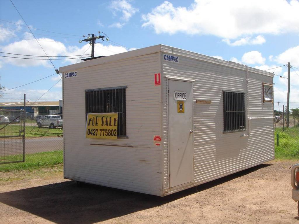 for sale portable homes dongas