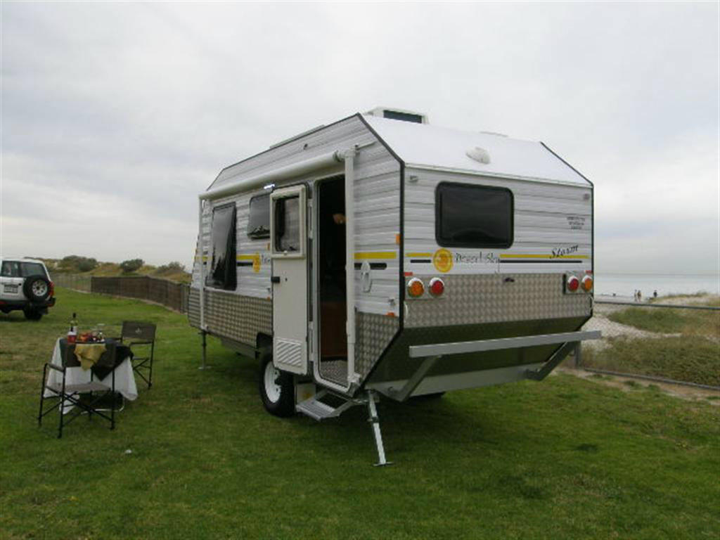 Innovative Archive Gecko Off Road Caravan 2015 Model For Sale Nigel  Olxco