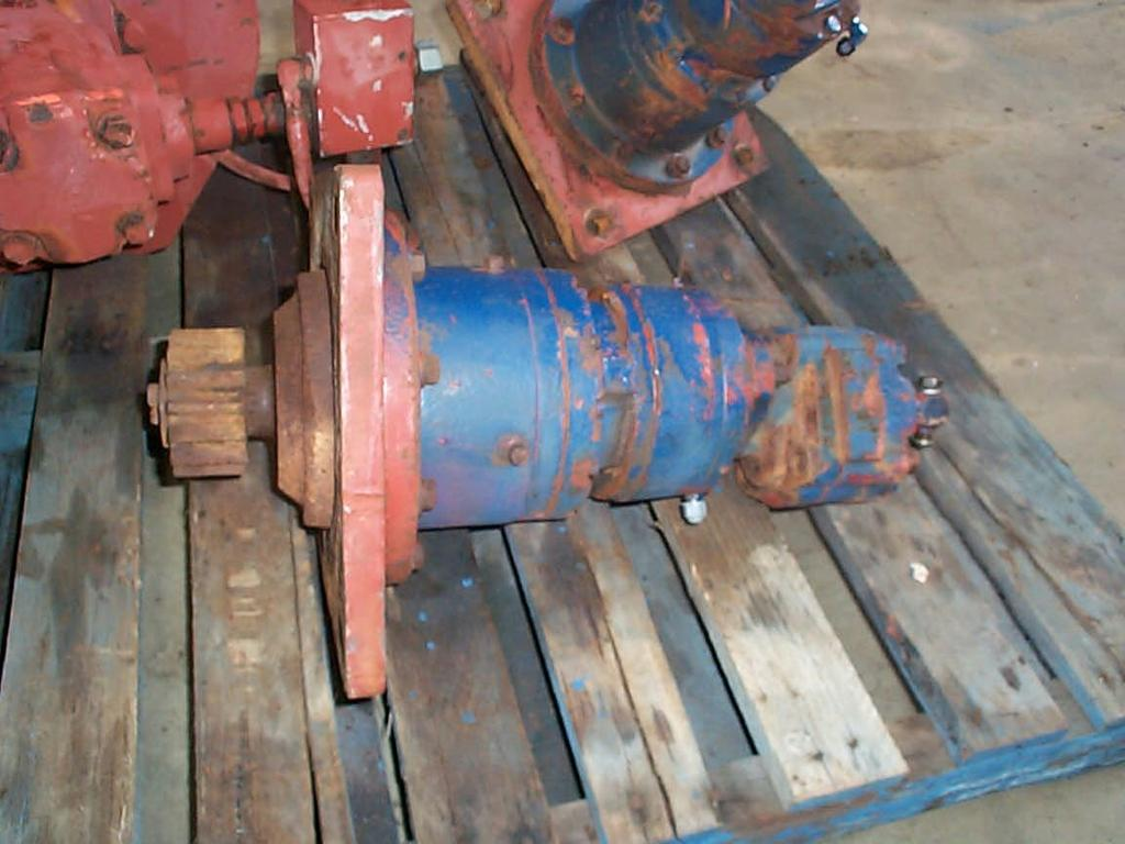 For sale hydraulic gear drive with brake for Hydraulic auger motor for sale