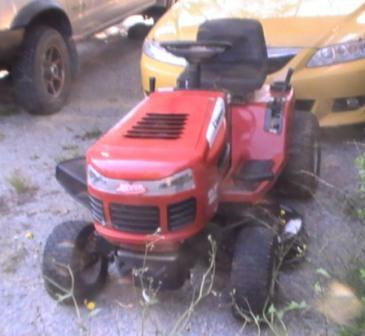 For Sale Rover Clipper Ride On Mower
