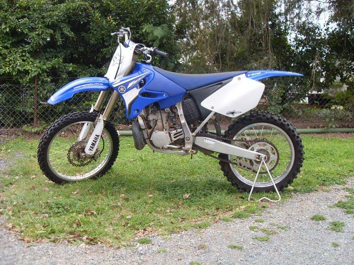 for sale yamaha yz 250 2008 great condition