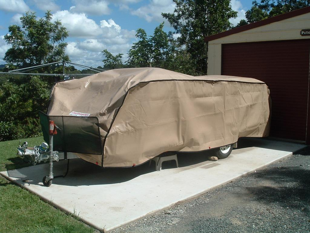 FOR SALE A van cruiseliner storm cover