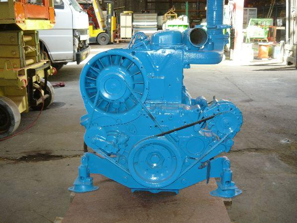 For sale deutz f3l912 50hp air cooled diesel engine for Deutz motor for sale