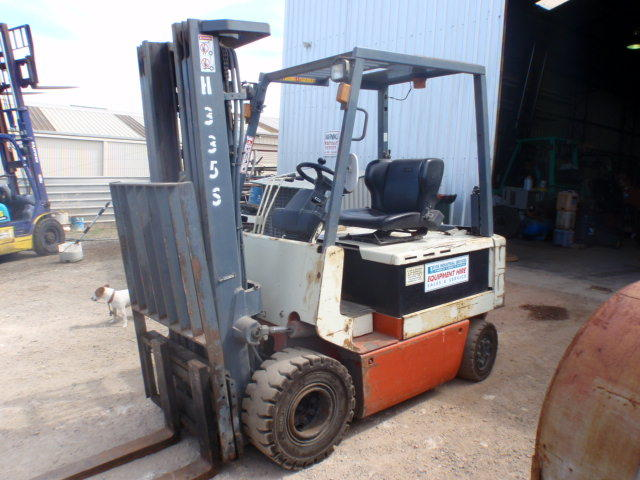 For Sale Forklift Electric 2 5 Tonne