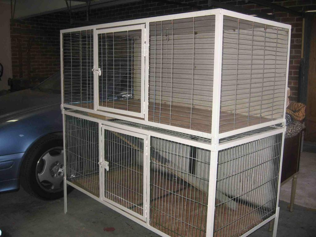 For Sale Cat Cages 2