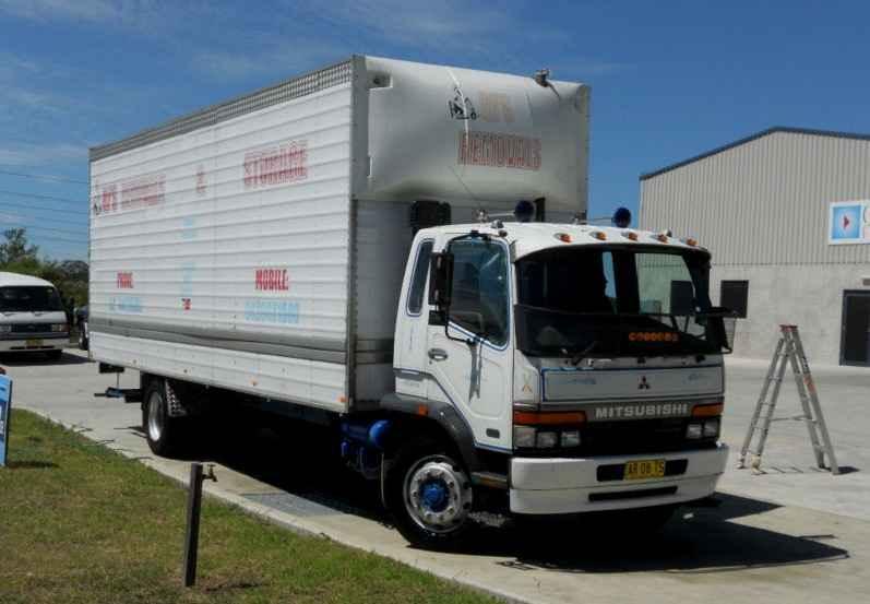 For Sale Truck Amp Pantech 55cm 97