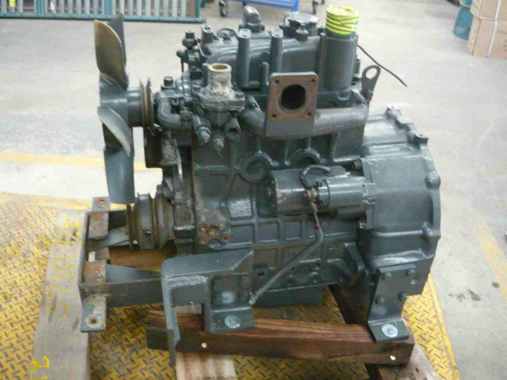 For Sale  Perkins 24hp 3 Cylinder Diesel Engine
