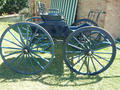 Picture(s) of horse drawn carriage available