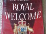 "BOOK:  ""  AUSTRALIA'S ROYAL WELCOME"""