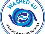 Free laundry pick up service. We wash, dry, fold,