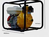NEW BMAC 7HP PETROL TWIN IMPELLER FIRE PUMP