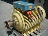 ABB Motors 175 HP 3 Phase Electric Motor / 6 Pole
