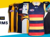 Custom AFL Uniforms Online Australia - ColourUp