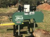 NEW HARDWOOD MILLS GT26 SAWMILL/ PETROL DRIVEN
