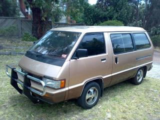 For Sale 1985 Toyota Tarago Very Good Condition