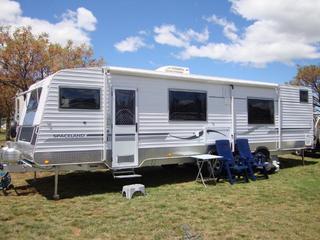 For Sale Spaceland Caravan 2010