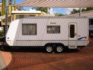 Awesome FOR SALE Caravan 46 Berth 85 Model
