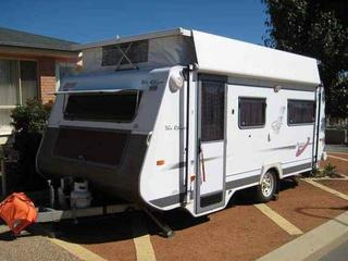 Perfect FOR SALE As New Galaxy Caravan 2007 Mod Air  Con Amp Tv