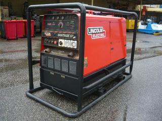 For Sale Lincoln Vantage 575 Diesel Welder Vrd 20kva Auxi