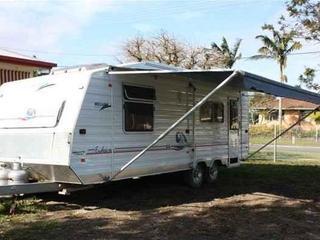 Beautiful FOR SALE 2002 Jayco Heritage Poptop Caravan