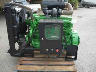 FOR SALE: JOHN DEERE 170HP 6 CYL TURBOED DIESEL ENGINE PACK