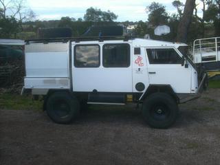 For Sale Oka 4x4 Multi Cab Camper Work Play