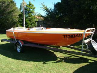 For Sale Ramsay Rebel Ski Boat 74