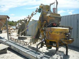For Sale Piccini Concrete Batching Plant