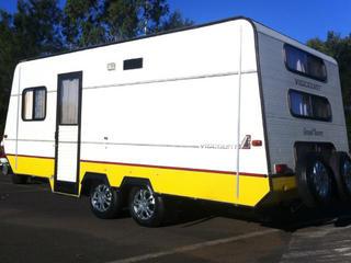 Cars For Sale Rockhampton >> FOR SALE: 18x8ft Viscount Caravan, Triple Bunks,Annexe