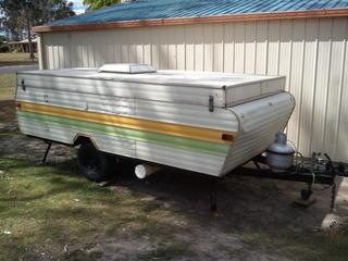 For Sale Pop Top Campervan 1979 Jayco Swan