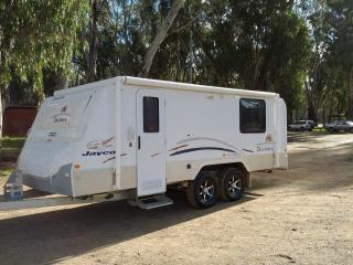 Amazing FOR SALE Galaxy 2008 Sothern Cross Caravan